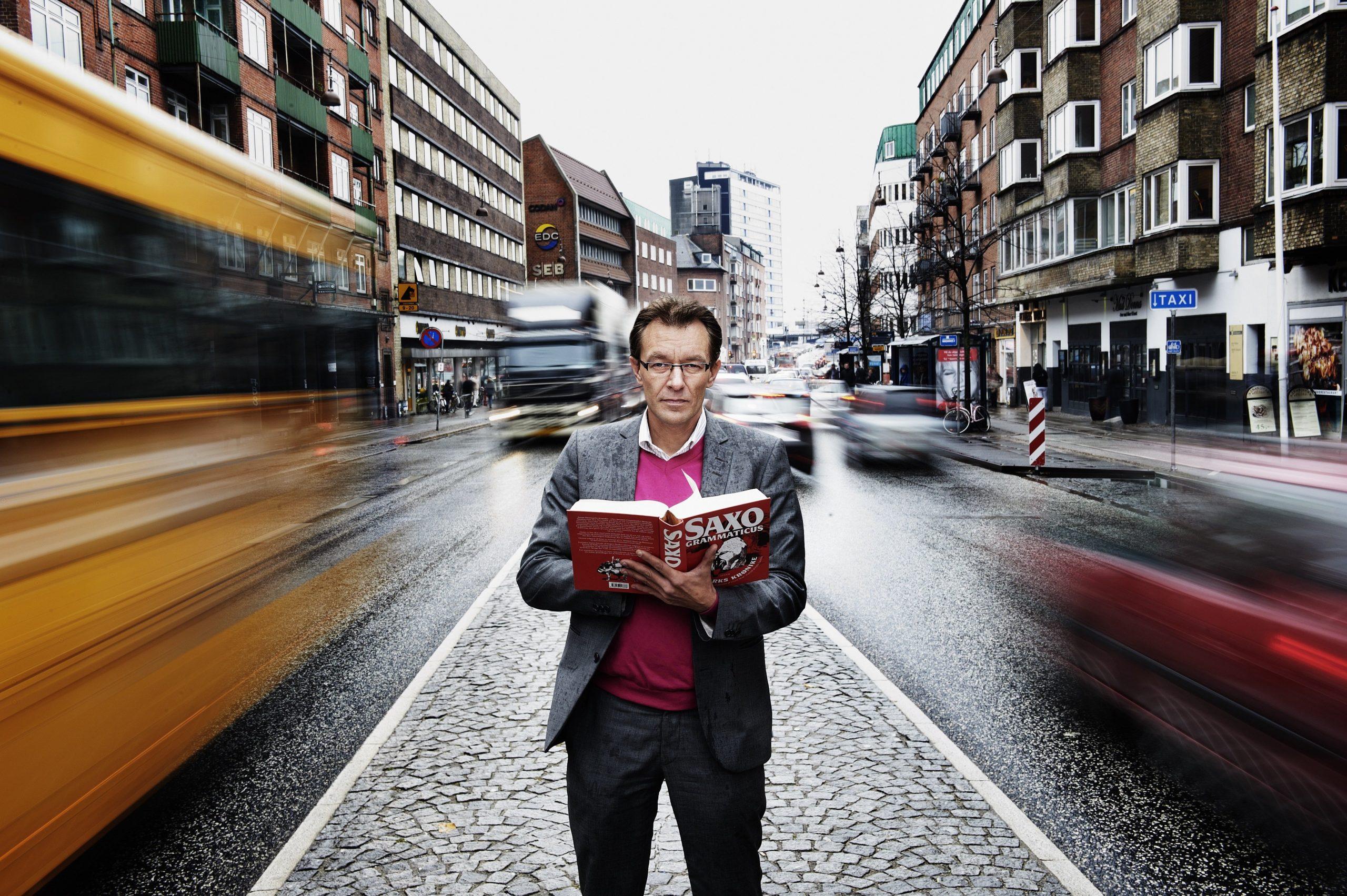 Jeppe Søe - foredrag og kurser